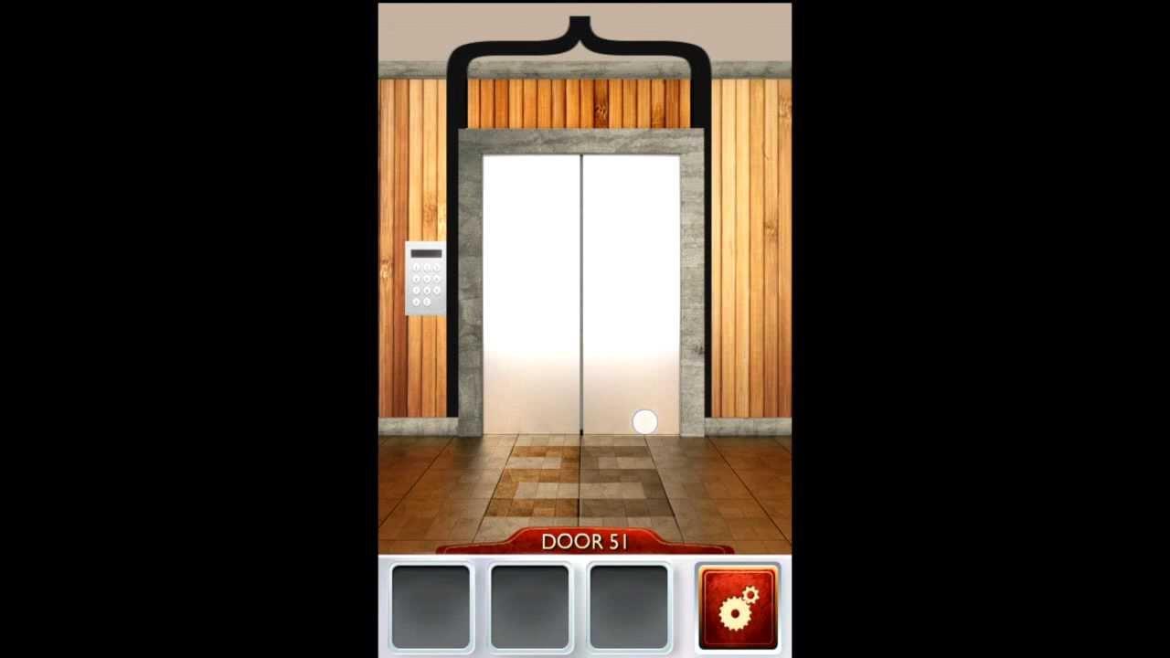 & 100 Doors 2 - Level 51 Walkthrough - YouTube