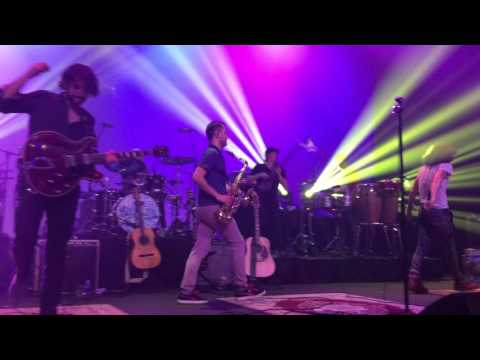 The Revivalists - Criminal live @ The Orpheum New Orleans, LA 4-23-16