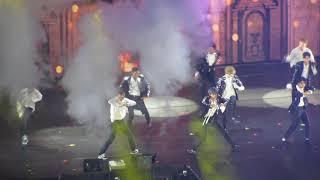 Black Suit- Super Junior Super Show 7 Manila