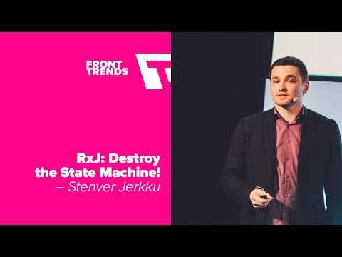 RxJS: destroy the state machine!