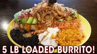 DELICIOUS Habanero Burrito