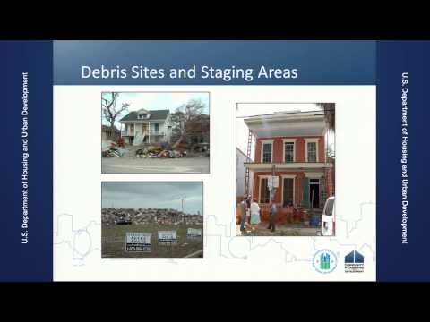 Historic Preservation in the National Disaster Resilience Competition