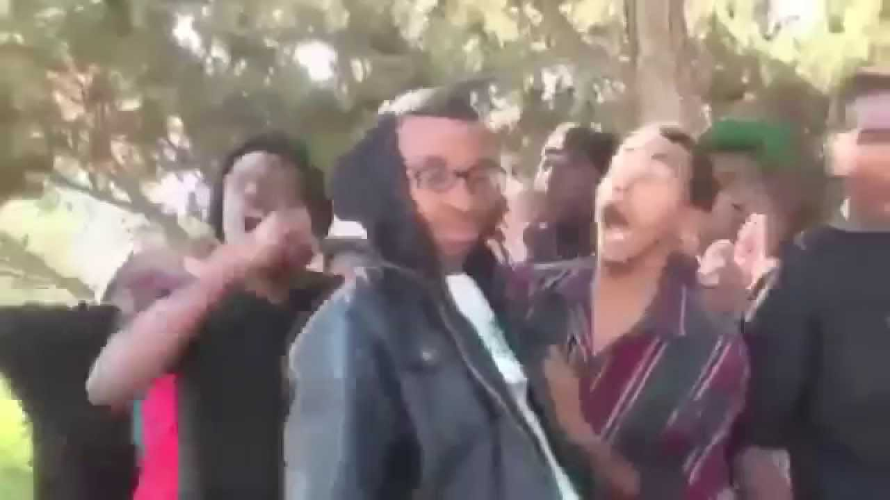 Oooh oooh 'black people crying' - youtube