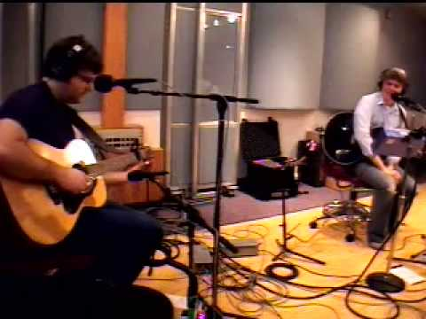 Death Cab for Cutie - Live at KCRW (2005/09/23)