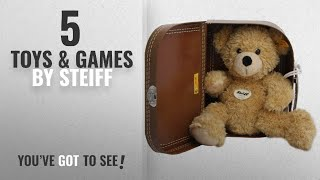 Top 10 Steiff Toys & Games [2018]: Fynn In Suitcase