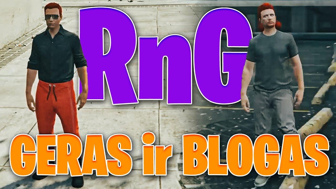 Download RnG... Vienas geras, kitas blogas! // GTA Role Play // S01E33