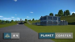 Planet Coaster: Ep. 4: Detailing Road Maintenance Depot