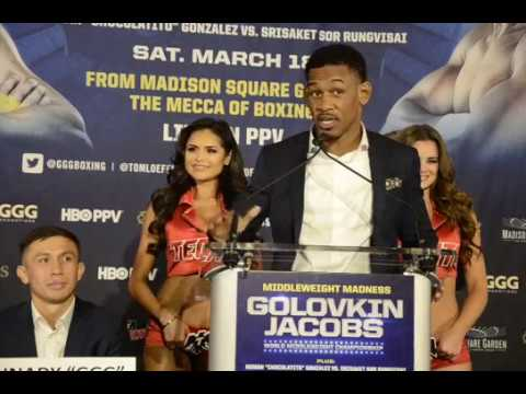 GGG Gennady Golovkin vs Danny Jacobs - MAIN EVENT FINAL PRESS CONFERENCE