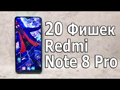 20 Фишек MIUI 10 (на REDMI NOTE 8 Pro) о которых ты не знал! Скрытые Функции