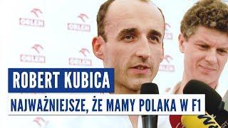 Robert Kubica ocenia swój pierwszy sezon po powrocie do F1