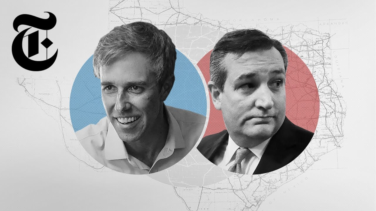 could-democrat-beto-o-rourke-defeat-ted-cruz-in-texas-nyt-news