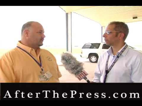Dispersants Used Before BP Oil Spill - Interview with Louisiana Airport Manager David Slater