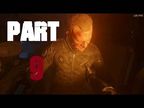 Call of Duty Infinite Warfare Let's Play Gameplay Part 9 Campaign (COD IW)