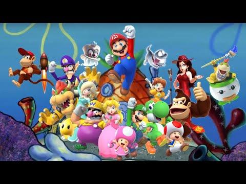 Mario - Best Day Ever (Super Mario/Spongebob Squarepants: The Broadway Musical AMV)  