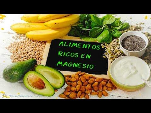 Alimentos ricos en magnesio qu es el magnesio para qu sirve y m s youtube - Alimentos q contengan magnesio ...