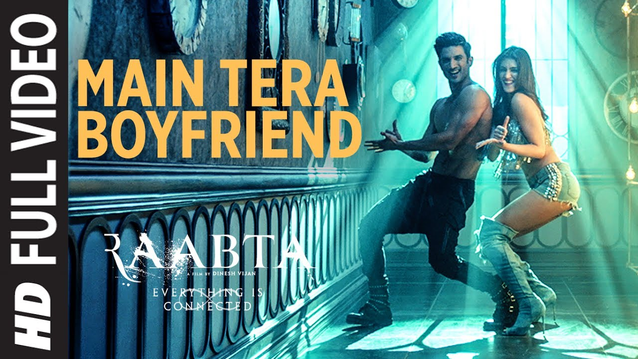 Main Tera Boyfriend Full Video song