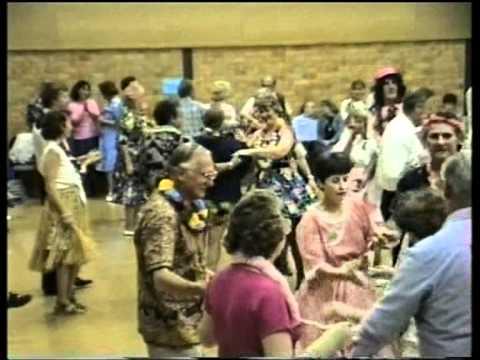 Mike Davey Jaybees Square Dance - Hawaiian Night.