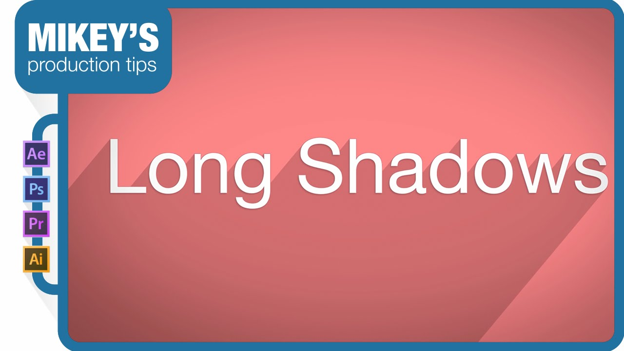 3 Ways to Create Long Shadows in After Effects