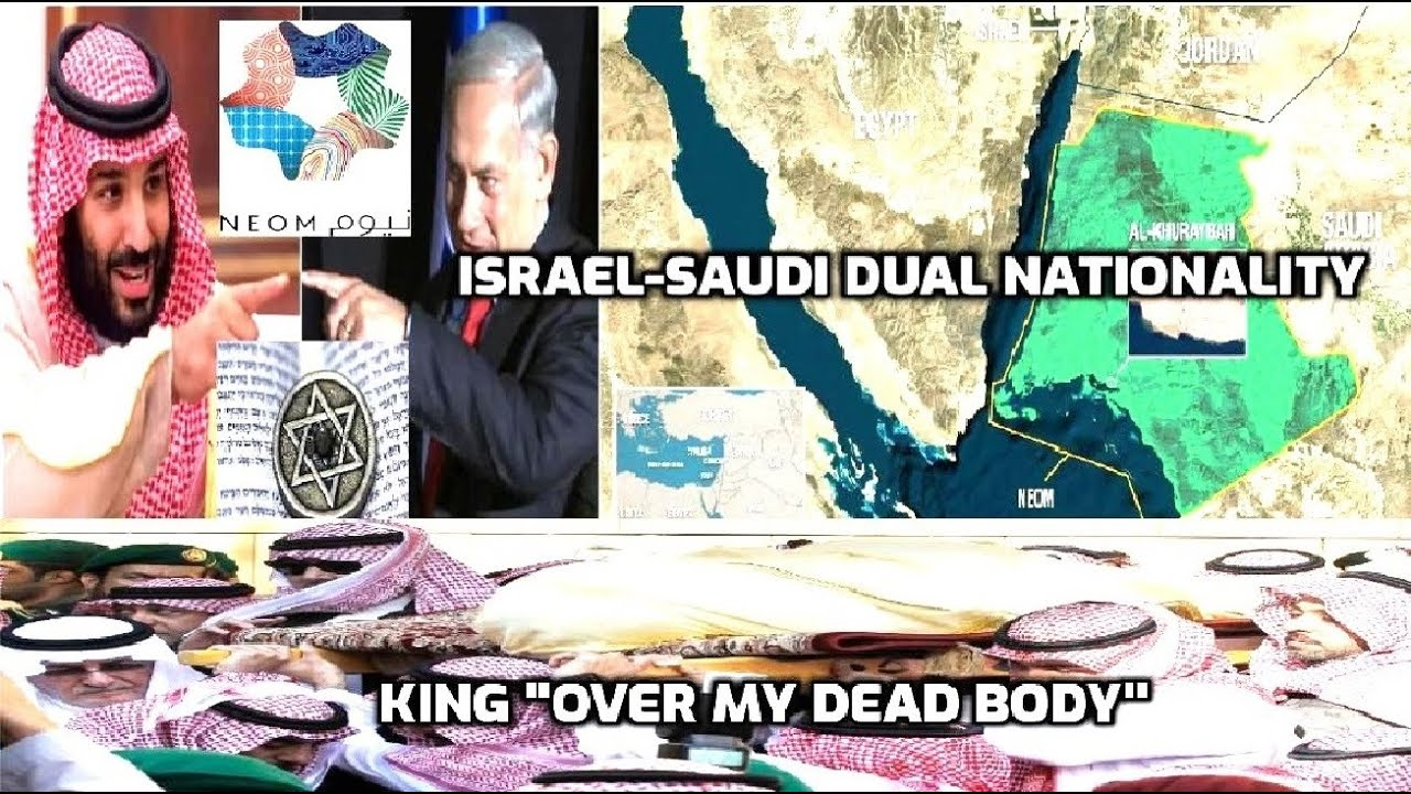 Ijarali & Saudi 'Secret' Meeting Exposed - NEOM - Preparing For The Moshiach! PRAECURS