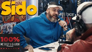 100% Realtalk Podcast #74 | Sido | The Voice Rausschmiss | Politiker | Apache207 | Def Jam Germany