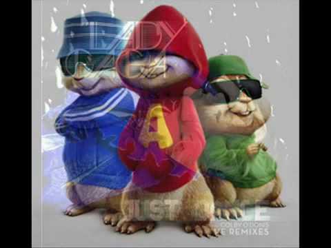 Alvin & the Chipmunks - Just Dance.