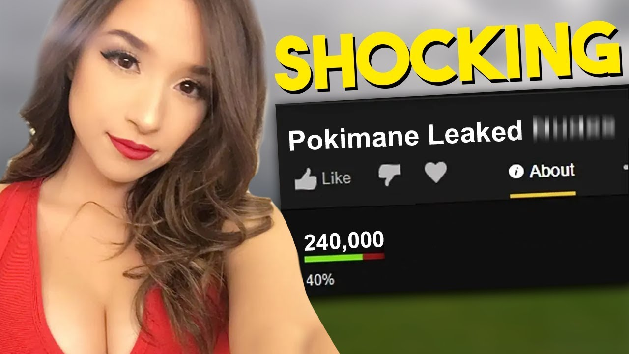 Pokimane LEAKED Pictures EXPOSED (FOOTAGE) - YouTube