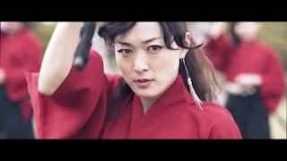 """偉伝或〜IDEAL〜  殺陣パフォーマンスチーム (Samurai Performance Team """"IDEAL"""")"""