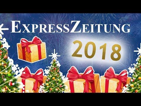 Jahresrückblick 2018 Express Zeitung