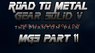 Metal Gear Solid 1 (PS1) Part 11 - The Road to Metal Gear Solid 5 - The Phantom Pain