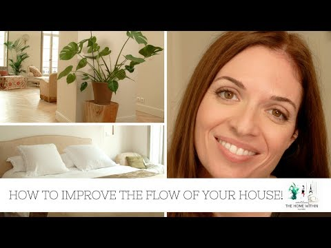 Feng Shui  How To Improve The Flow Of Your House Ft