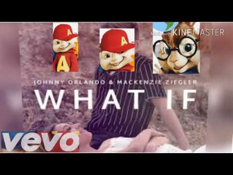 What if - Johnny Orlando Mackenzie Ziegler  Alvin And Chipmunks