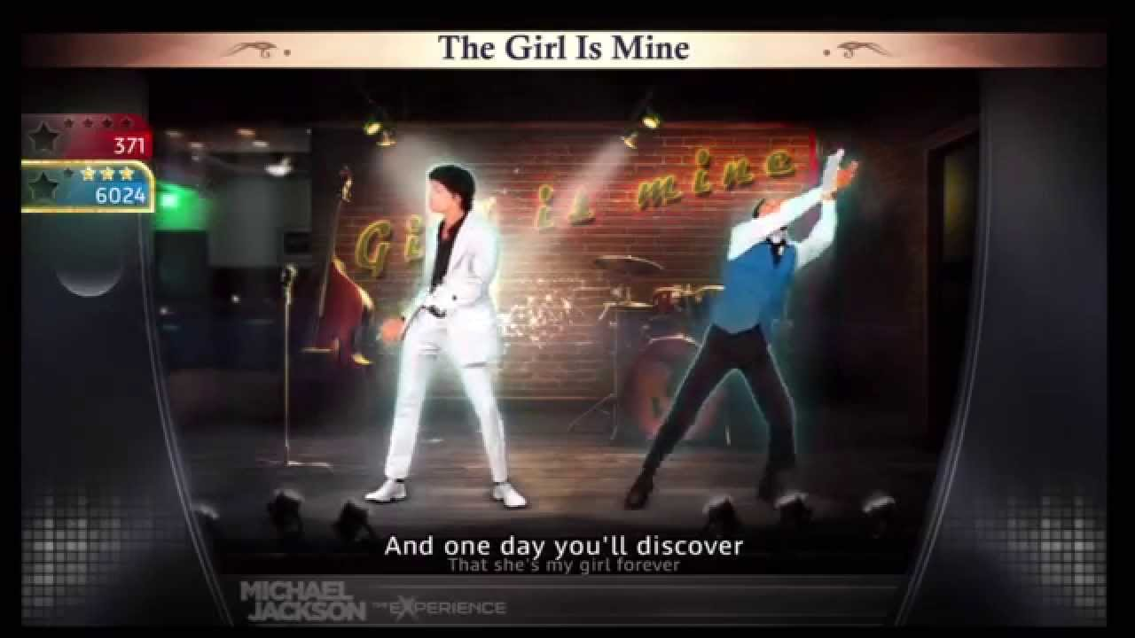 Michael Jackson The Experience The Girl Is Mine Ps3 Easy