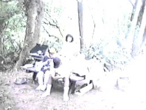 TinaSyd&Berl @ Ft Bragg, CA outdoor camping