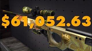 CS:GO Gun Skin Sold For Over $61,000