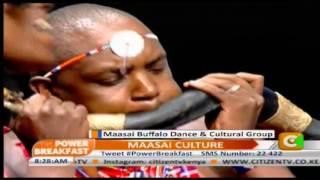 Power Breakfast Discussion On The Maasai Culture
