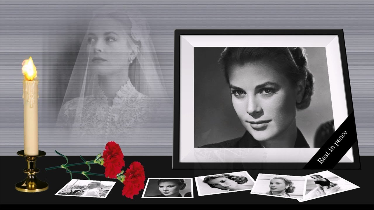memorial slideshow templates photo tribute to your loved one youtube