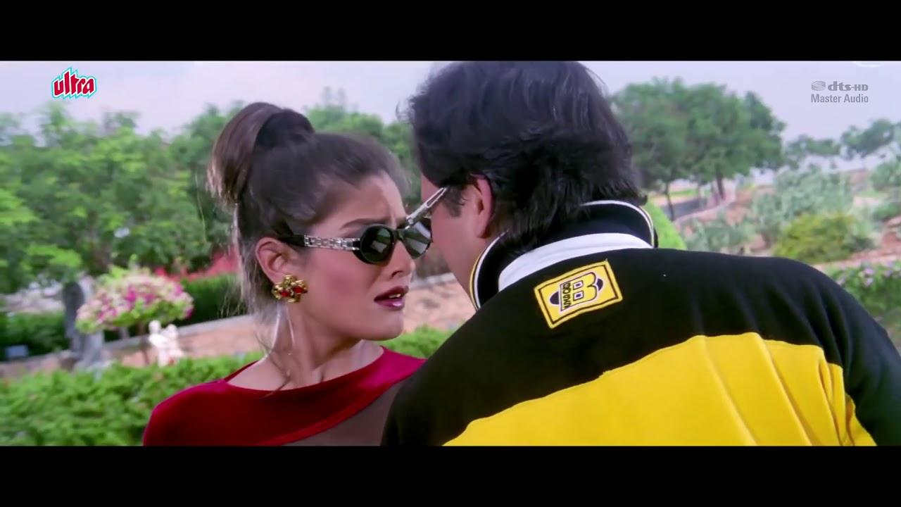 Download Akhiyon Se Goli Maare | Full Video Song | Dulhe Raja (1998) Govinda., Raveena Tandon
