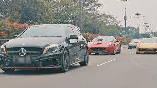 Prestige Motorcars X GAS Car Club Movie Day