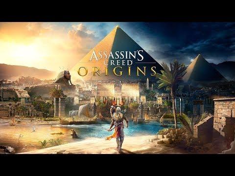 Good Morning from Scotland , Assassins Creed Origins play through Hardest level part 19