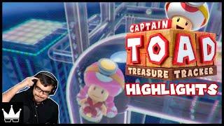 Captain Toad: Treasure Tracker Highlights | July 2018