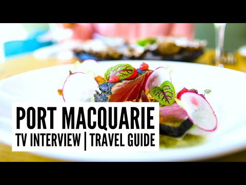 Port Macquarie Travel Guide - The Big Bus tour and travel guide