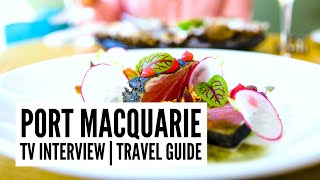 TV Interview: Port Macquarie Travel Guide - The Big Bus