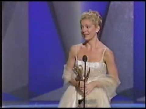 Cynthia Watros Guiding Light wins Daytime Emmy in 1998