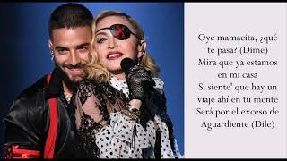Medellín - Madonna & Maluma -  S