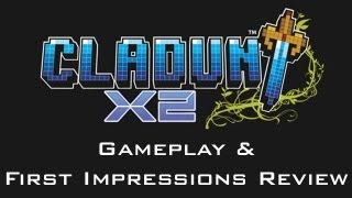 Cladun X2 PC RPG Gameplay & First Impressions Review