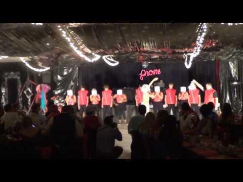 Sophopmore Servers Hollis High School 2014 (Junior/Senior Prom)