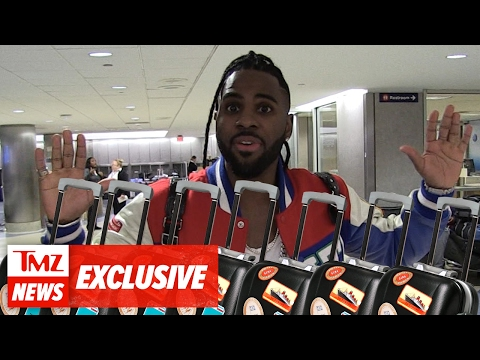 All The Details Surrounding Jason Derulo's Fight With American Airlines | TMZ Chatter