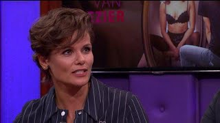 """""""Het was een cadeau voor mij als actrice""""  - RTL LATE NIGHT"""