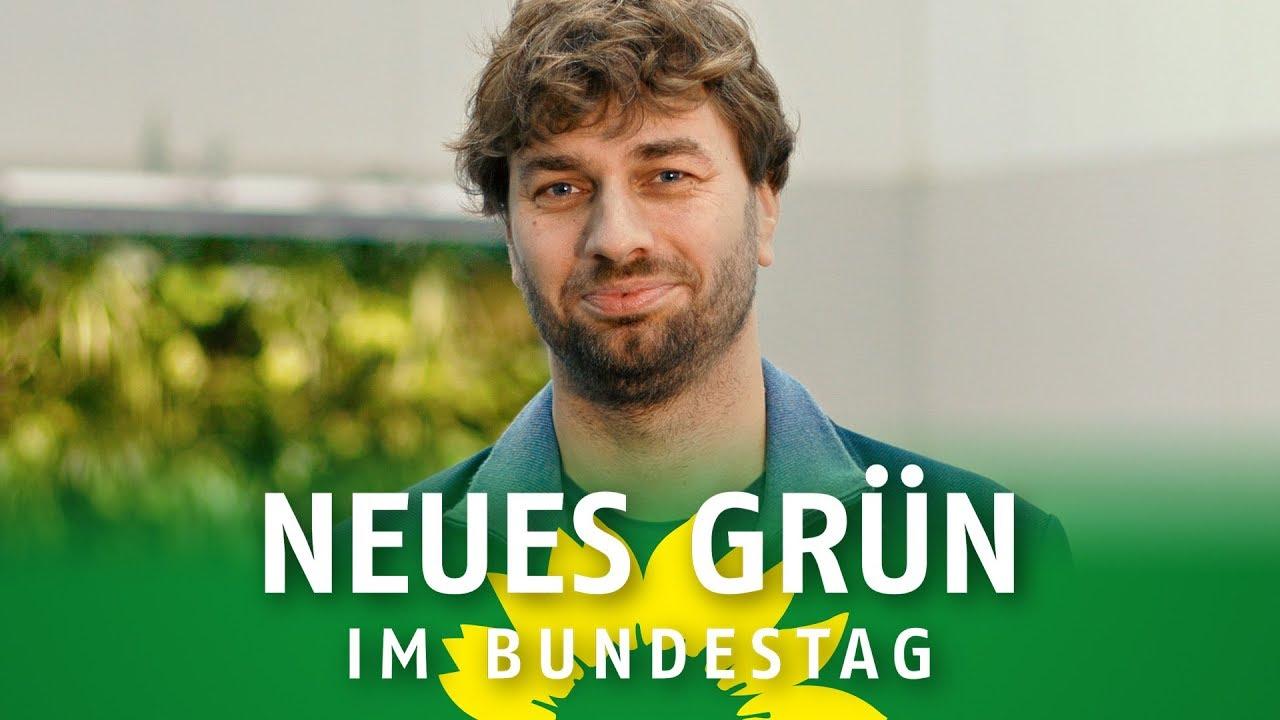 Neues Grün im Bundestag #15: Stefan Gelbhaar