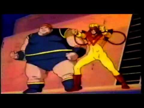 X-men: Pryde of The X-men Theme Song (HQ)